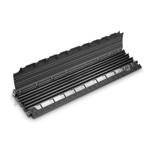85150BLK Defender NANO 6-канальный легкий и профессиональный кроссовер наименьшего размера  (100х28х3,2сm), диаметр каналов 1,7 сm, черное накрытие Adam Hall
