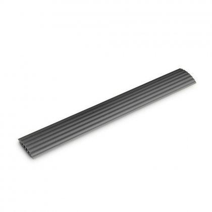 85160Grey Defender Office 4-канальная кабельная профессиональная защита в офисе (870х120х21cm) (Grey) серый Adam Hall