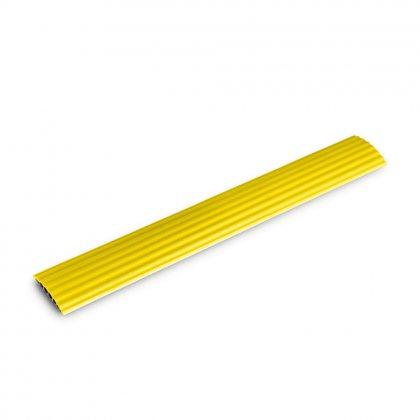 85160YEL Defender Office 4-канальная кабельная профессиональная защита в офисе (870х120х21cm) (Yellow) желтый Adam Hall