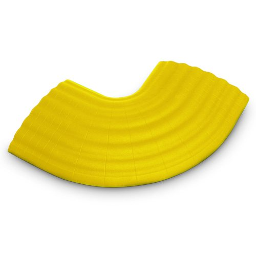 85161Yel Угловой модуль 90° для DEFENDER OFFICE 85160  (Yellow) желтый Adam Hall