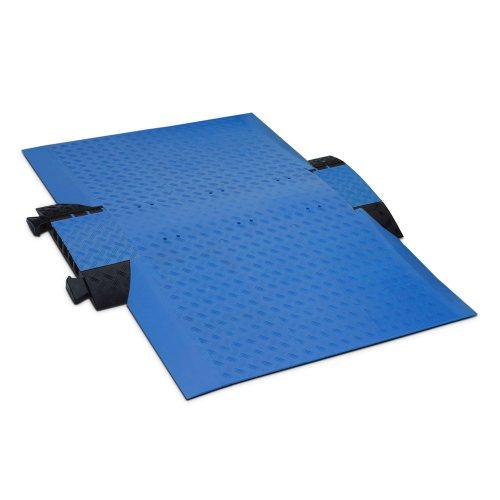 85306 Adam Hall  Рампа Defender для переезда для серии MIDI, синий