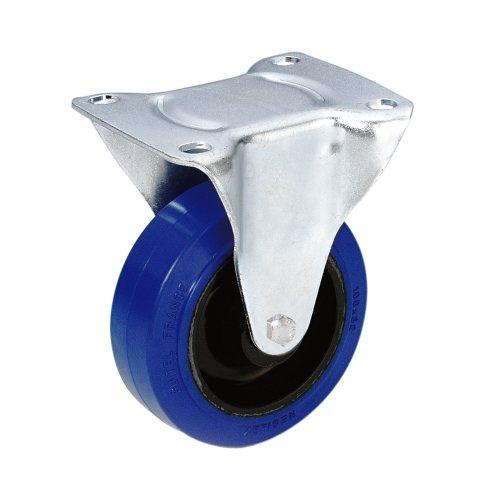 37022  Adam Hall Колесо транспортное 100 мм с фиксированным положением