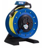 K7SR33U2TF HEDI Удлинитель на катушке из пластика D=290мм/4GS/IP54/33м AT-N07V3V3-F3G2,5/термозащита