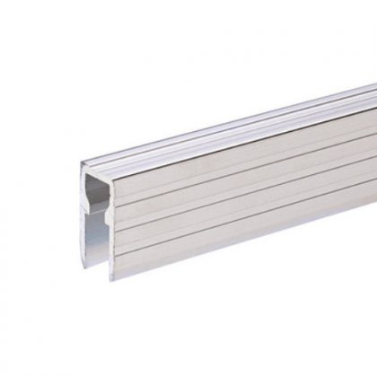 6220 Adam Hall Профиль для материала 9,5 мм, алюминий