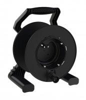 9250998-p Катушка кабельная, черый пластик XREEL 250