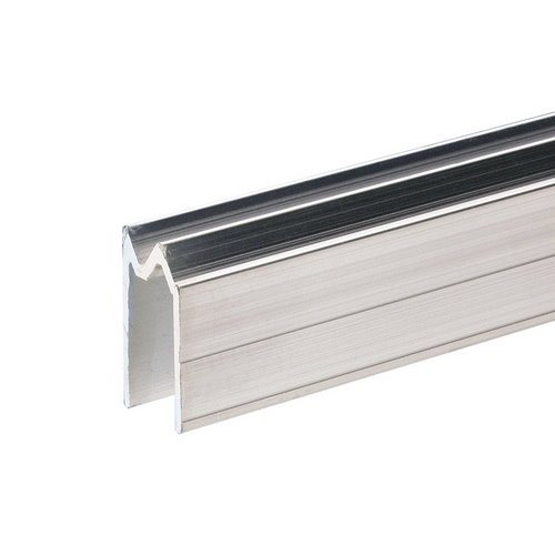 6201  Adam Hall Профиль гибридный для материала 11 мм, алюминий