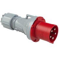0351-6 PCE Вилка кабельная 63А/400V/3P+N+E/IP44