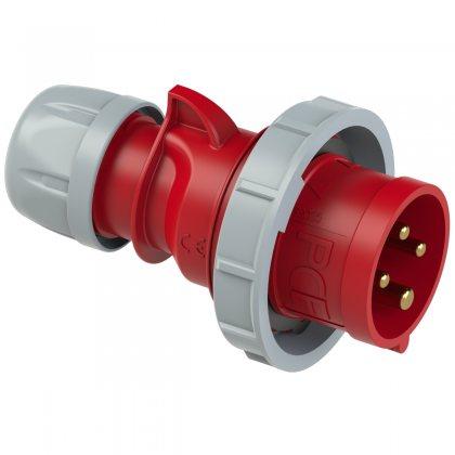 0242-6 PCE Вилка кабельная 32А/400V/3P+E/IP67