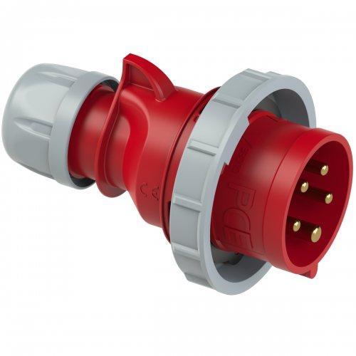 0252-6 PCE Вилка кабельная 32А/400V/3P+N+E/IP67