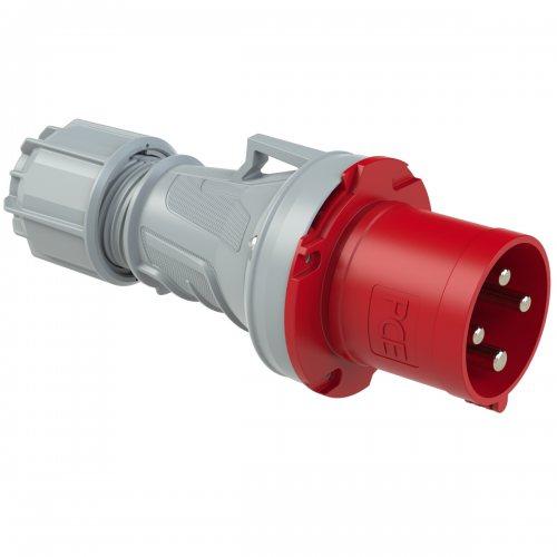 0341-6 PCE Вилка кабельная 63А/400V/3P+E/IP44
