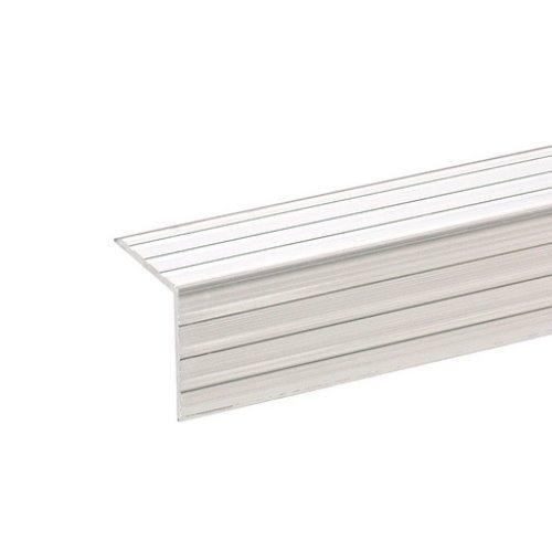 6115 Adam Hall Профиль алюминиевый угловой 25х25 мм, длина 4000 мм