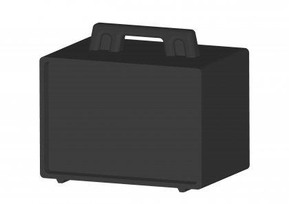 9505991 Распред. устройство из резины пустое, переносное SEEFELD