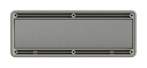 900613 PCE Защитное окно на 13 модулей IP67