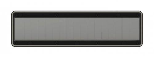 900618s-p PCE Защитное окно на 18 модулей IP67, черное