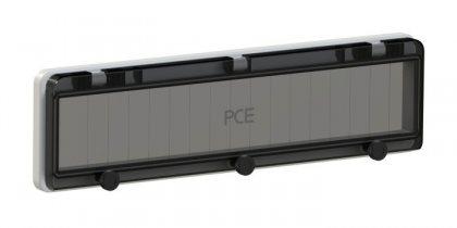 900618 PCE Защитное окно на 18 модулей IP67