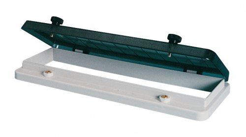 900602-p PCE Защитное окно на 2 модуля IP67