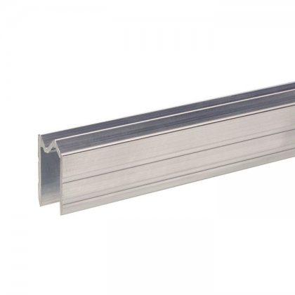 6100 Adam Hall Профиль гибридный для материала 13 мм, алюминий