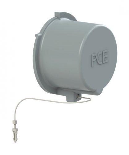 203234 PCE Защитная крышка на вилку 32A/1P+N+E и 3P+E/IP67