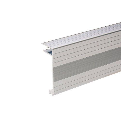 6113 Adam Hall Профиль алюминиевый гибридный для материала 9,5 мм
