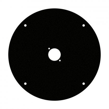 70225D1 передняя панель для кабельного барабана 70225 с 1 отверстием типа D