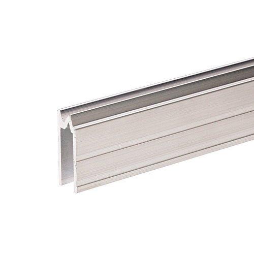 6202  Adam Hall Профиль гибридный для материала 7 мм, алюминий