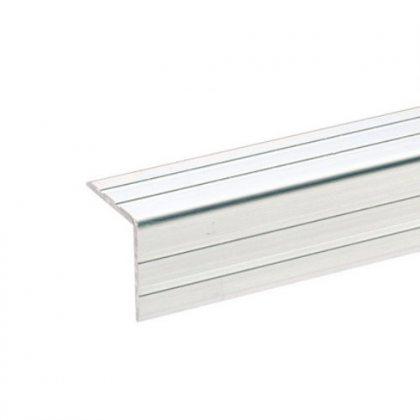 6109 Adam Hall Профиль алюминиевый угловой 22х22 мм, длина 4000 мм