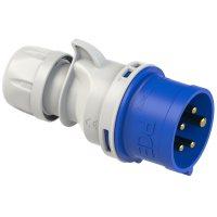 025-9 PCE Вилка кабельная 32А/230V/3P+N+E/IP44