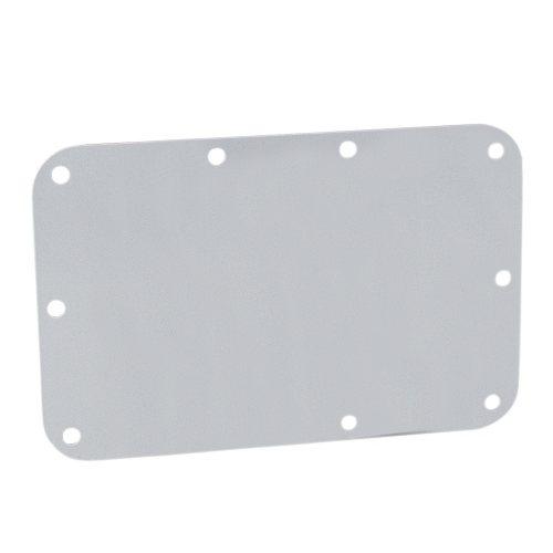 34093 Adam Hall Опорная пластина для монтажа на деревянную панель