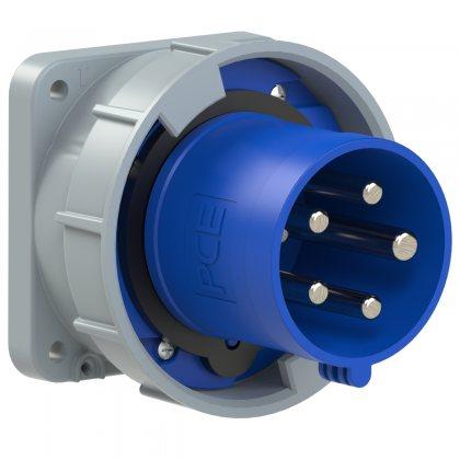 635-9 PCE Вилка встраиваемая 63А/230V/3P+N+E/IP67