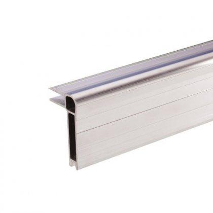 Q6504A  Adam Hall Профиль угловой Easy Case System, алюминий анодированный