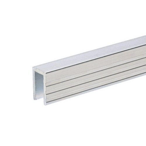 6200 Adam Hall Профиль П-образный, 7 мм, длина 2 м в штуках