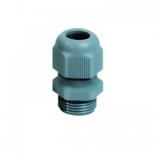 25016-1 Кабельный ввод Pg 16, IP 68-5 bar, серебристо-серый (RAL 7001)