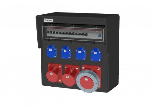 0230013 Распределительное устройство AlpenBox
