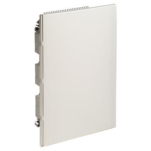 IP30 Корпус щита скрытого монтажа с пластиковой дверцей арт.PH42BO