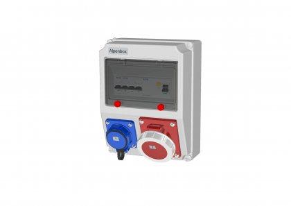 0010028 Распределительное устройство AlpenBox