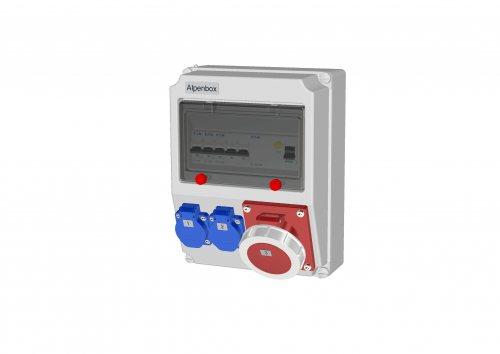 0010034 Распределительное устройство AlpenBox