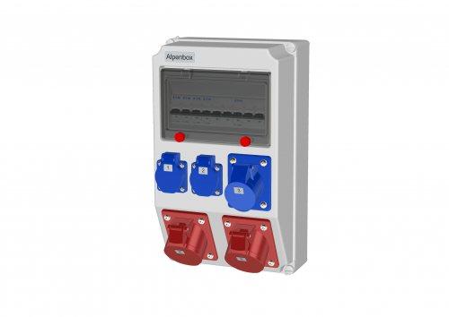0020020 Распределительное устройство AlpenBox