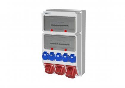 0050062 Распределительное устройство AlpenBox