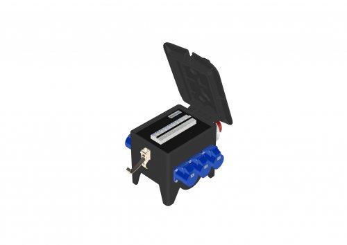 0190002 Распределительное устройство AlpenBox