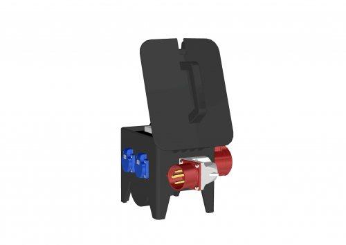 0190013 Распределительное устройство AlpenBox