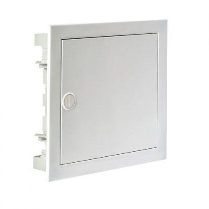 IP40 Корпус щита скрытого монтажа со стальной дверцей арт.SIL14PO/PH