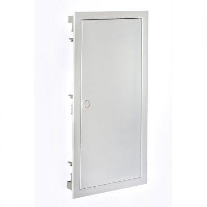 IP40 Корпус щита скрытого монтажа со стальной дверцей арт.SIL56PO/PH