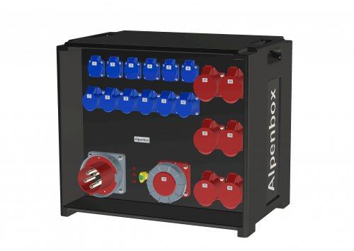 0470027 Распределительное устройство AlpenBox