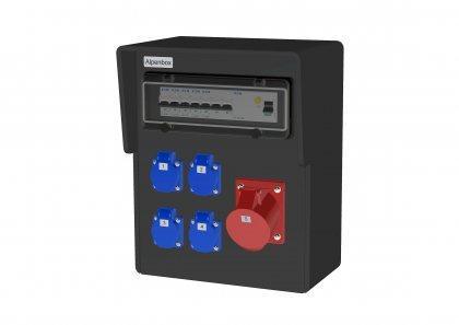 0240002 Распределительное устройство AlpenBox