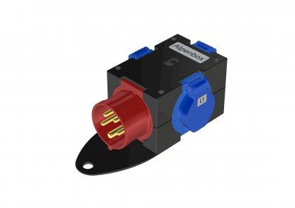 0350026 Распределительное устройство AlpenBox