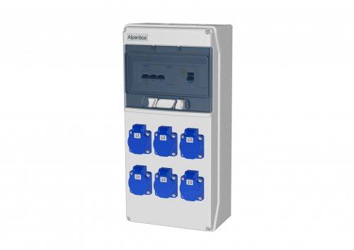0070024 Распределительное устройство AlpenBox