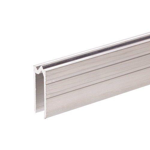 6204  Adam Hall Профиль гиьридный для материала 7,7 мм, алюминий
