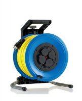 K350UTF HEDI Удлинитель на катушке из пластика D=320мм/4GS/IP44/50м AT-N03V3V3-F3G1,5/термозащита