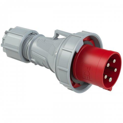 035-6 PCE Вилка кабельная 63А/400V/3P+N+E/IP67