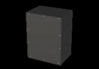 151306 Распределительное устройство из резины пустое, переносное ZIRL